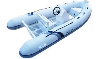 RIB et bateau gonflable Highfield Ocean Master 390 à vendre