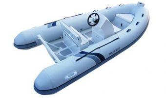 RIB et bateau gonflable Highfield Ocean Master 350 à vendre