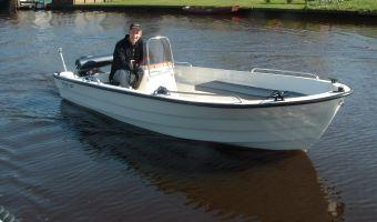 Offene Motorboot und Ruderboot Verano 425 zu verkaufen