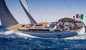 Segelyacht Grand Soleil 47 zu verkaufen