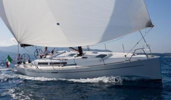 Sejl Yacht Grand Soleil 43 til salg