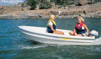 Åben båd og robåd  Terhi Sunny til salg