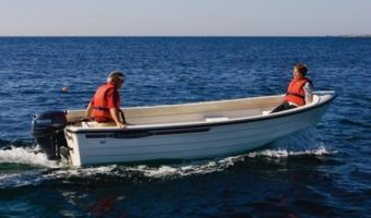 Offene Motorboot und Ruderboot Crescent 465 Standard zu verkaufen