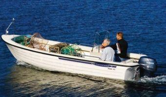 Offene Motorboot und Ruderboot Crescent 560 Panda zu verkaufen