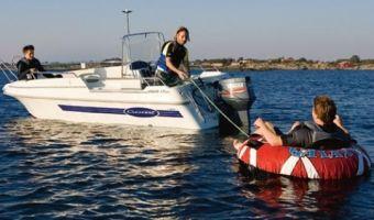 Barca aperta e a remi  Crescent Stingray Entre V-20 in vendita