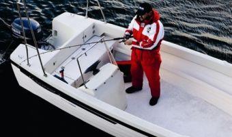 Barca aperta e a remi  Crescent 550 Sc Björnen in vendita