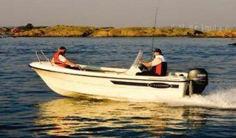 Offene Motorboot und Ruderboot Crescent 506 zu verkaufen