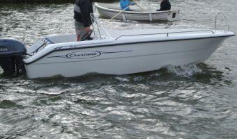 Offene Motorboot und Ruderboot Crescent 491 Sc zu verkaufen