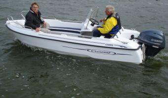 Barca aperta e a remi  Crescent 450 Sc Cosmos in vendita