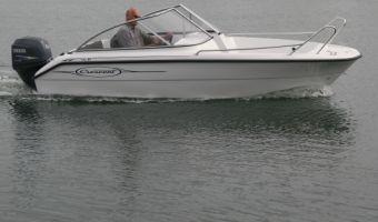Barca aperta e a remi  Crescent 491 Br in vendita