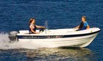 Barca aperta e a remi  Crescent 450 Winner in vendita