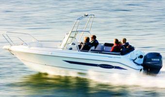 Motoryacht Crescent 620 Dorado Greyline in vendita