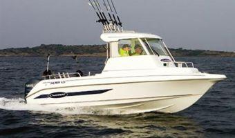 Motoryacht Crescent 620 Fc Salmon in vendita