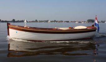 Schlup Bootsmansloep 26 Exclusive zu verkaufen