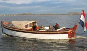 Schlup Bootsmansloep 30 Exclusive zu verkaufen