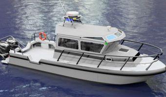 Bateau à moteur Boston Whaler 32 Sentry à vendre