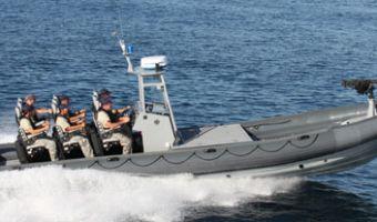 RIB et bateau gonflable Boston Whaler 1100 Impact à vendre