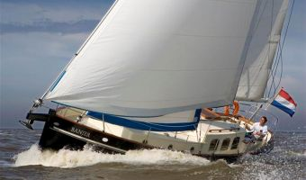Sailing Yacht Wanderer 34 Staal for sale