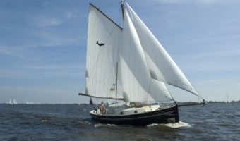 Voilier Noordkaper 34 Visserman Staal à vendre