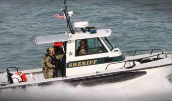 Bateau à moteur Boston Whaler 27' Vigilant à vendre