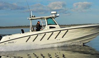 Bateau à moteur Boston Whaler 37' Justice à vendre