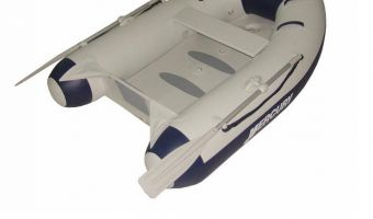 Резиновая и надувная лодка Mercury Airdeck Ultra Light 220 для продажи