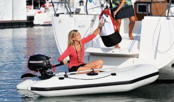 Резиновая и надувная лодка Mercury Dinghy 240 для продажи