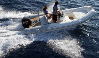 RIB en opblaasboot Zodiac Medline 540 eladó