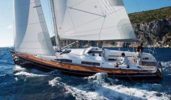 Segelyacht Salona 42 zu verkaufen