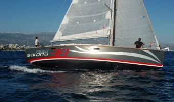 Парусная яхта Salona 38 для продажи
