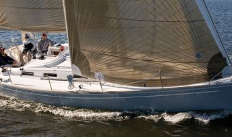 Sejl Yacht Salona 37 til salg