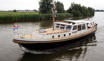 Моторная яхта Grouwster Vlet 1300-1350 для продажи
