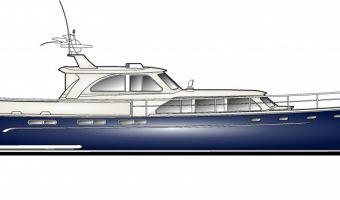 Моторная яхта Boarncruiser 66 Retro Line - Decksaloon для продажи