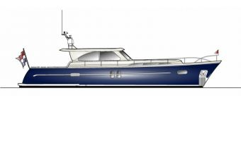 Motoryacht Boarncruiser 42 Retro Line Ok-ht in vendita