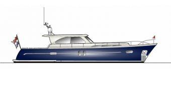 Motor Yacht Boarncruiser 42 Retro Line Ok-ht til salg