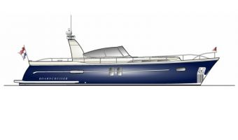 Motoryacht Boarncruiser 42 Retro Line - Cabrio zu verkaufen