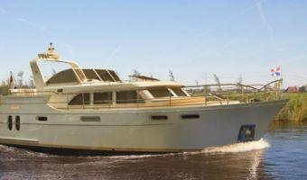Motor Yacht Boarncruiser 42 Retro Line - Aft Cabin til salg