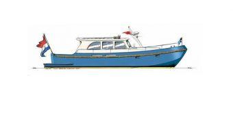 Motoryacht Boarncruiser 38 Classic Line Ok zu verkaufen