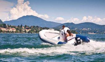 RIB en opblaasboot Valiant Comfort 550 eladó