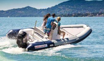 RIB en opblaasboot Valiant Comfort 630 eladó