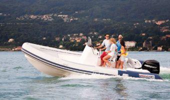 RIB en opblaasboot Valiant Comfort 690 eladó