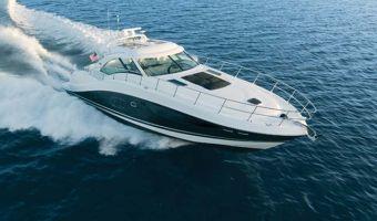 Bateau à moteur Sea Ray 580 Sundancer à vendre