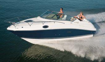 Bateau à moteur open Sea Ray 240 Sundancer à vendre