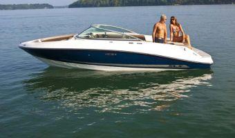 Bateau à moteur open Sea Ray 210 Slx à vendre