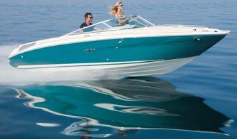 Bateau à moteur open Sea Ray 210 Overnighter à vendre