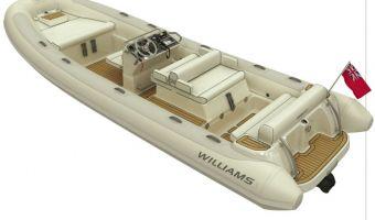 RIB en opblaasboot Williams 625 Dieseljet eladó