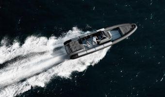 Open motorboot en roeiboot Goldfish 29 Rib Tender eladó