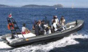 RIB en opblaasboot Valiant Patrol -sd 850 eladó