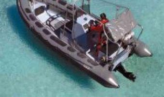 RIB en opblaasboot Valiant Patrol -sd 650 eladó