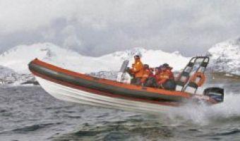 RIB en opblaasboot Valiant Patrol 850 eladó